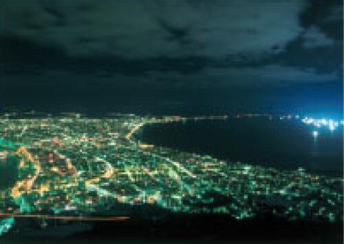 函館夜景ロマンコース(駅前 ロープウェイコース)