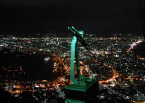 函館夜景ロマンコース(駅前 バス&ロープウェイコース)