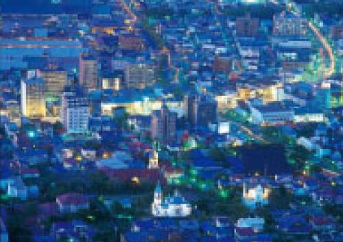 函館夜景ロマンコース(湯の川 ロープウェイコース)