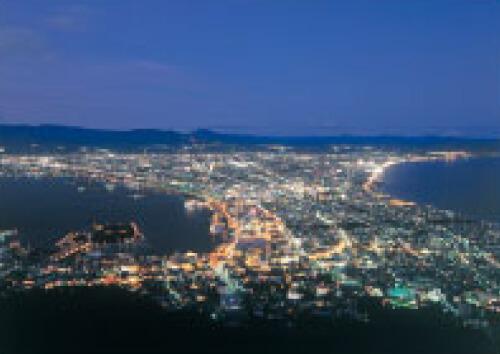 函館夜景ロマンコース(湯の川 バス&ロープウェイコース)